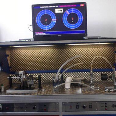 Najsavremenije balansiranje osovine turbo kompresora